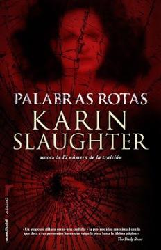 Palabras rotos - Karin Slaughter